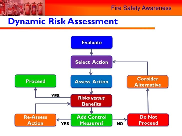 how to write a 5 step risk assessment
