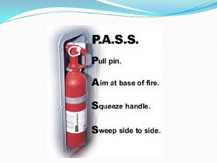 fire safety amp extinguisher safety training