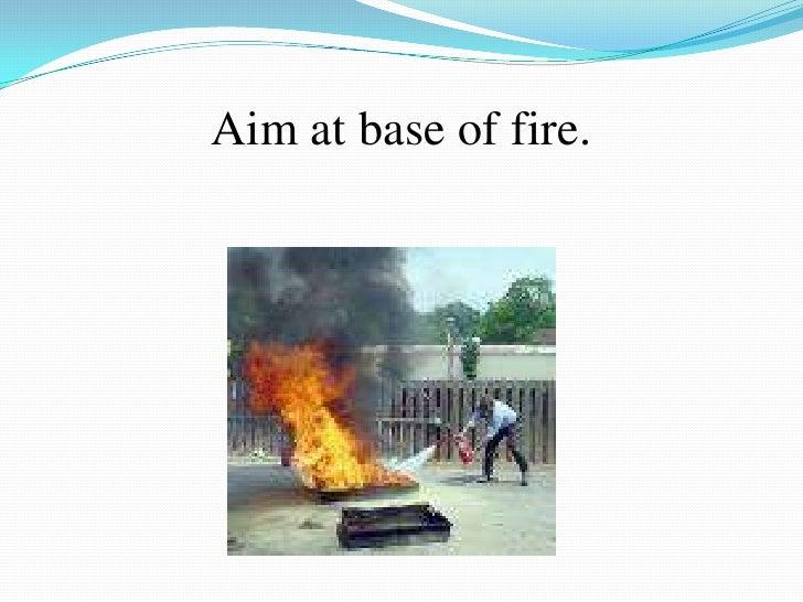 Fire Safety Amp Extinguisher Safety Training