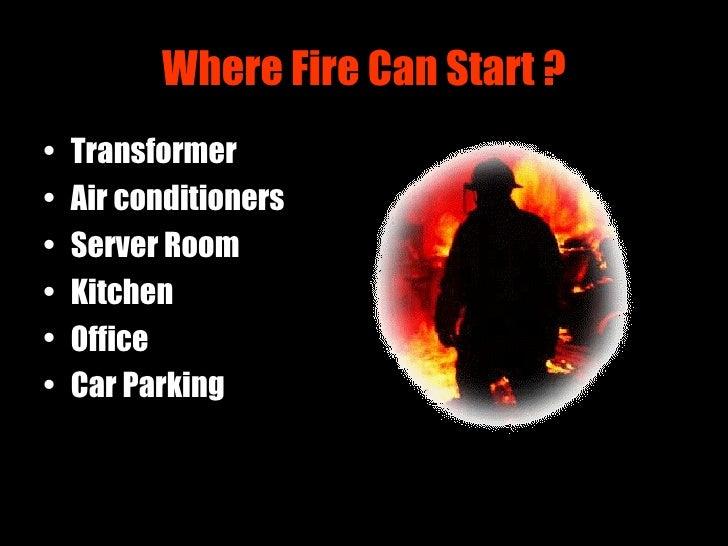 Fire Safety Training Slide 2