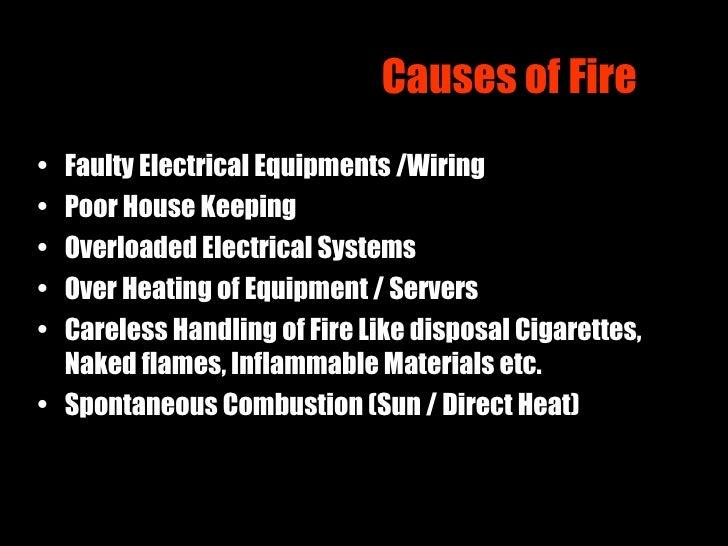 Fire Safety Training Slide 3
