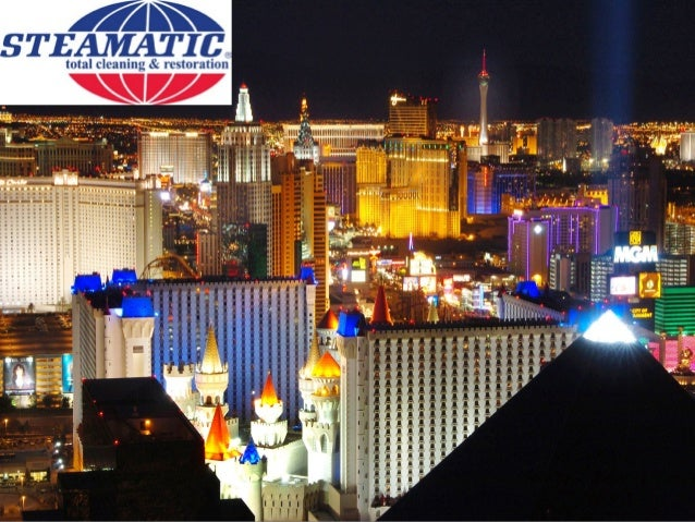 Only Two Esporta Wash Systems In Nevada: Fire Dept and Steamatic