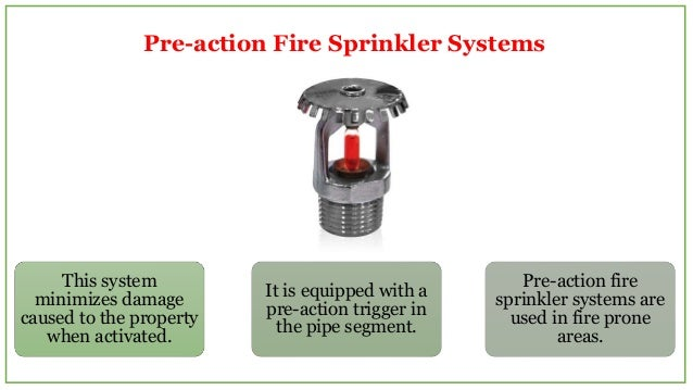 Fire Sprinklers System Suppliers in UAE