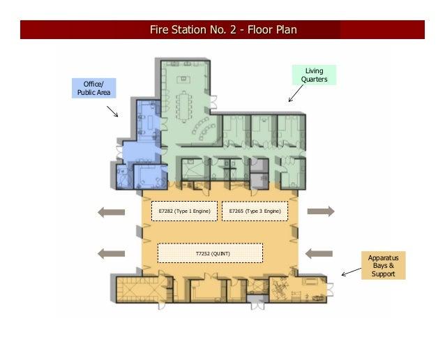 Fire Station No 2 Design Presentation December 2007