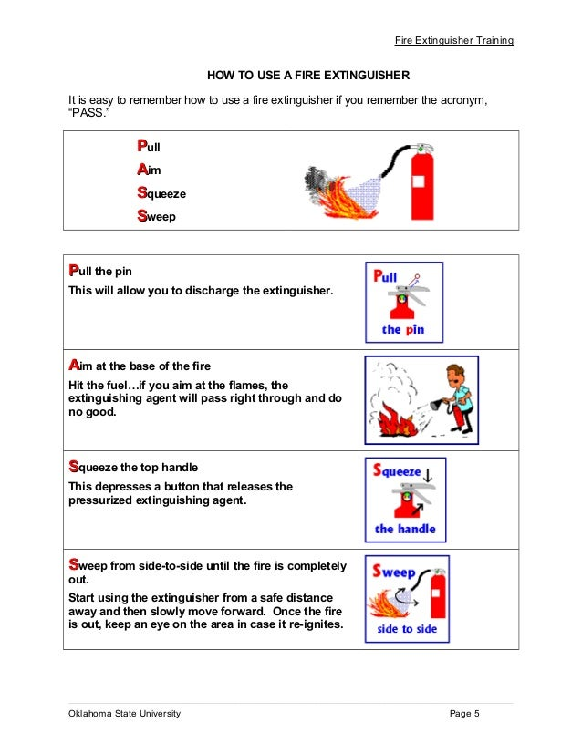 fire extinguisher training pdf in hindi