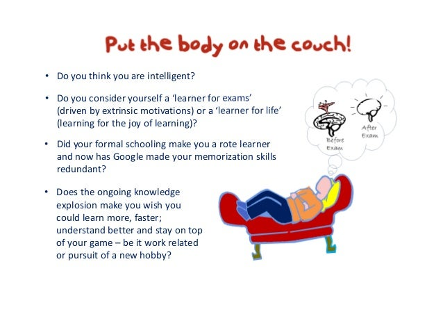 'Fire Up the Learner Within - The Art of Self-Directed Learning' - eBook Slide 2