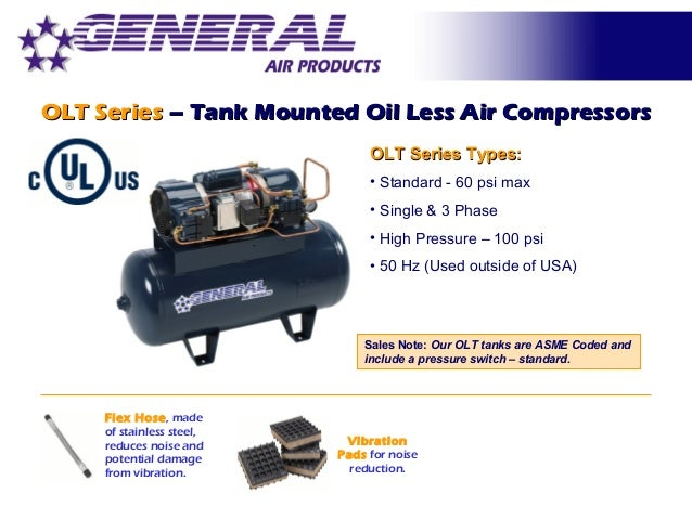 Complete Product Line General Air Products Fire
