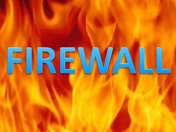 FIREWALL<br />