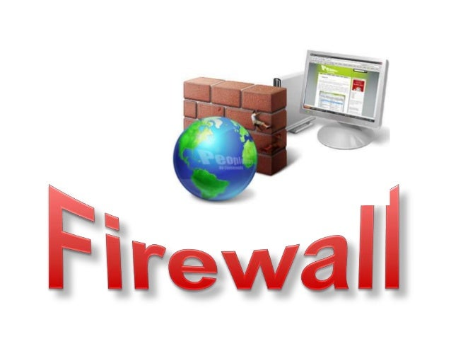 What Is a Firewall ?  • The term firewall has been around for quite some time and originally was used to define  a barrier...