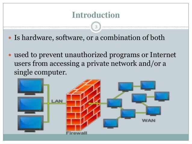 securitoo firewall