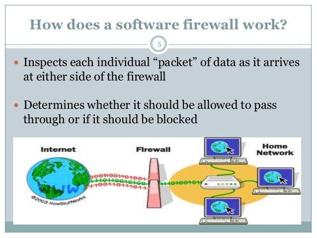 network security firewalls essay