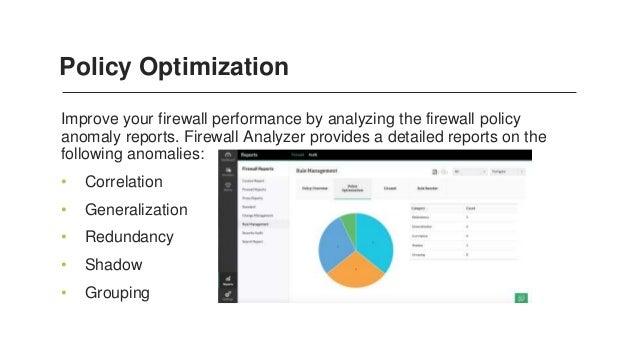 Firewall Analyzer - Middle East Workshop