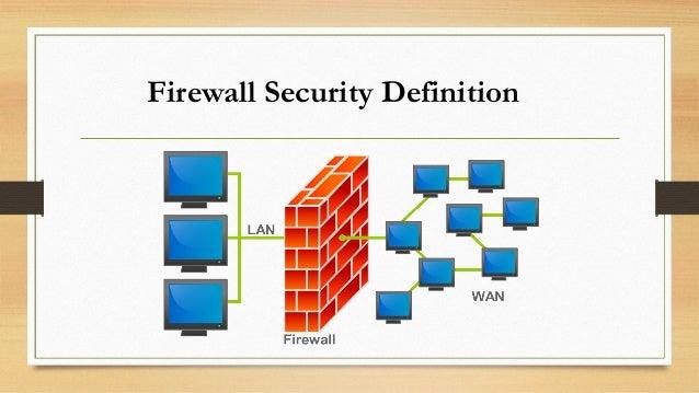 firewall security