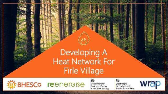 Developing A Heat Network For Firle Village