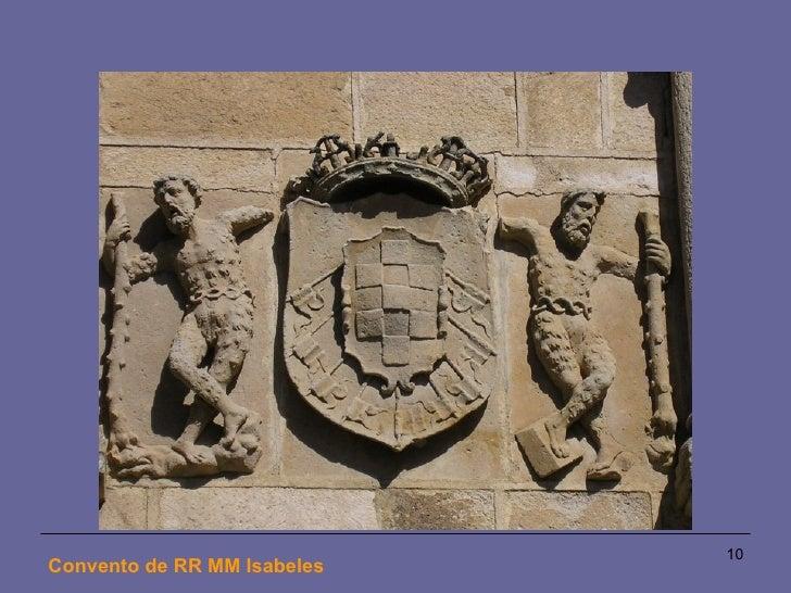 Convento de RR MM Isabeles