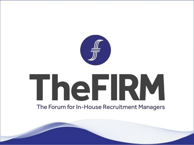 The FIRM's Winter Conference in association with  and