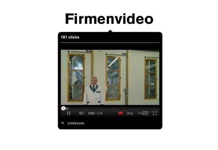 Firmenvideo