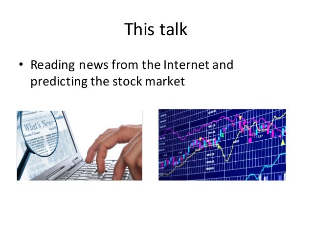 Deep Learning for Stock Prediction Slide 3