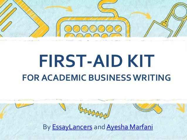 First Aid: Tips & Advice