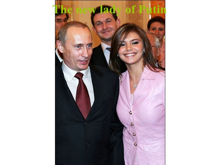The new lady of Putin