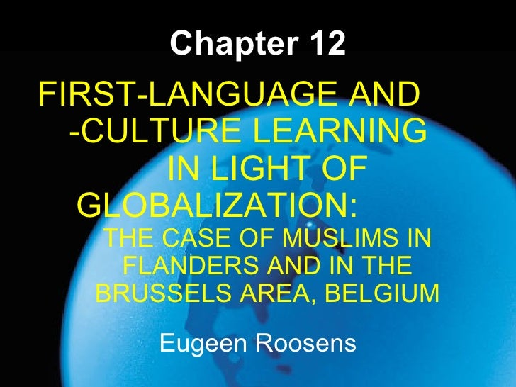 the important relations of language and culture For foreign language learners, where true cultural intricacies and understandings are situated well beyond the textbook, an understanding of language assumes a very different form while it is possible to separate language and culture, one has to question the validity and implications such separation.