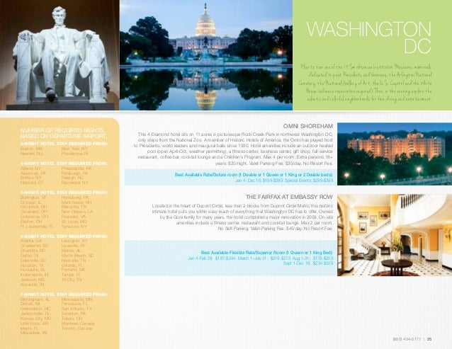 First Priority Travel Brochure