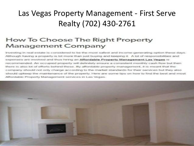 Total Property Management Las Vegas Nv