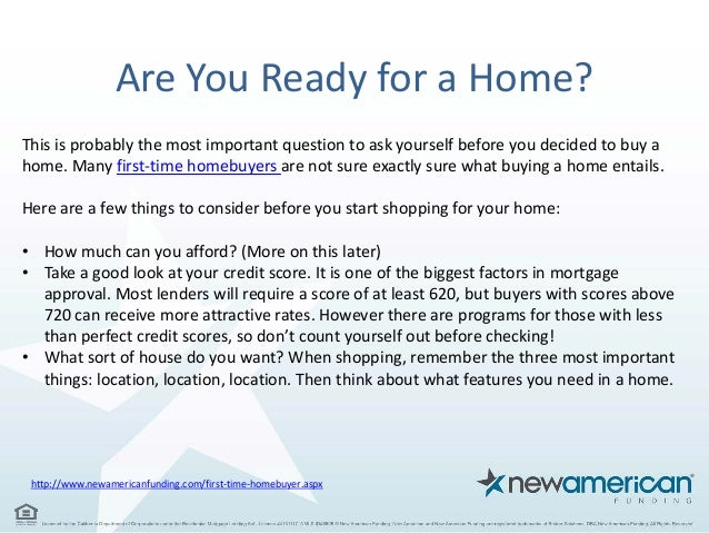 A checklist for first time homebuyers everything you for Things you need for a house