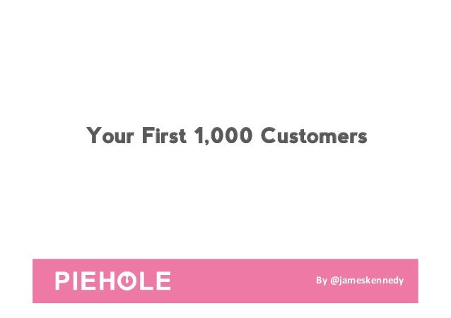 First 1000 customers   master - stanford ignite Slide 2