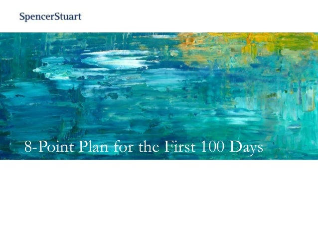 ceo first 100 days pdf
