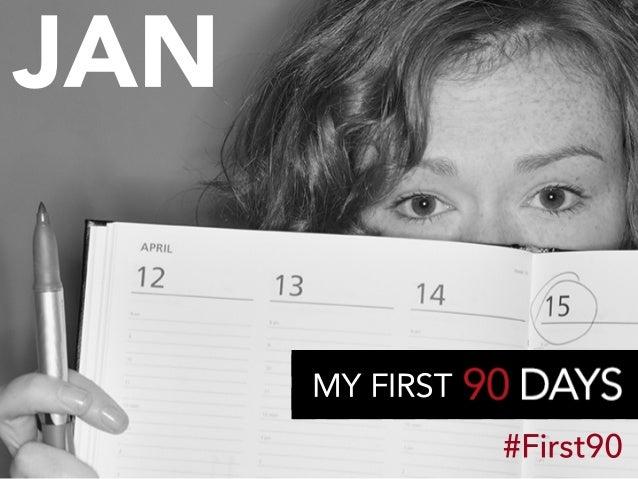 MYFIRST #First90 JAN