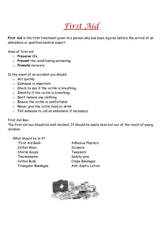 English worksheet: First Aid Kit Pictionary | school | Pinterest ...