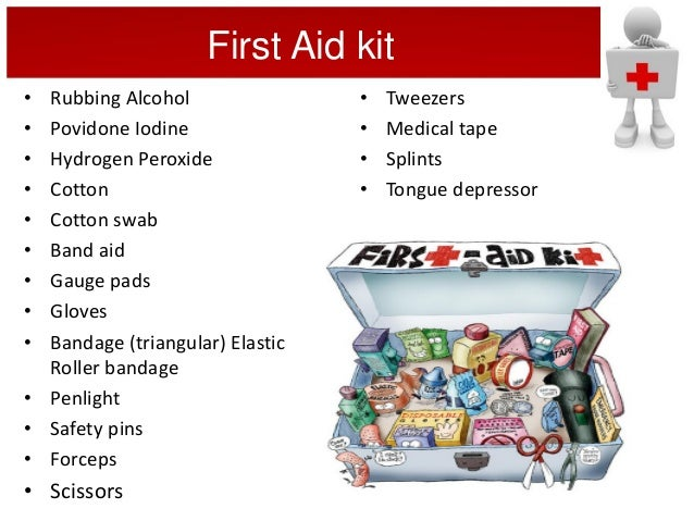 first aid assignment