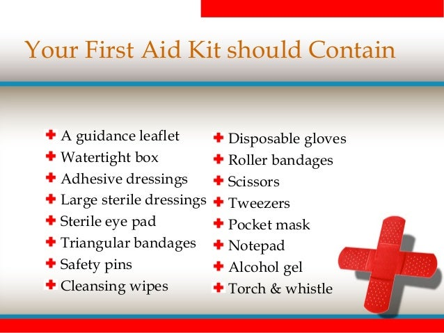 First Aid & Patient Safety