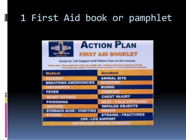 first aid assignment This ocr model assignment is to be used to provide evidence for the unit  this  task covers learning outcome 2: understand the first aid procedures for a.