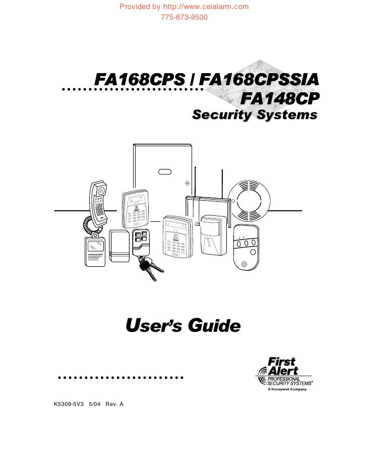 first alert security system manual rh slideshare net first alert professional fa215 user manual first alert professional installation manual