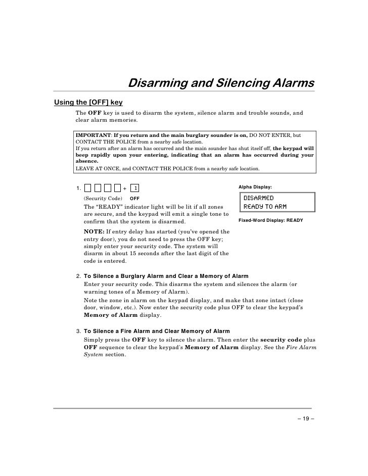 first alert security system manual rh slideshare net first alert professional installation manual first alert professional manual fa215