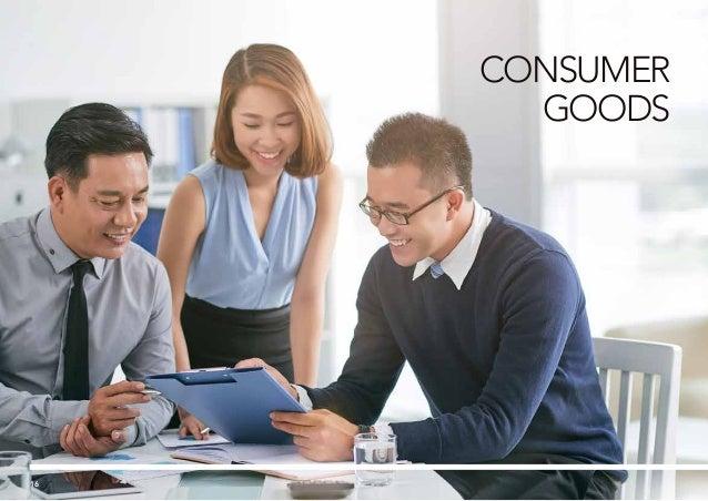 CONSUMER GOODS 16