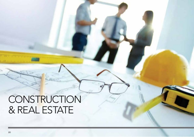 CONSTRUCTION REAL ESTATE 20