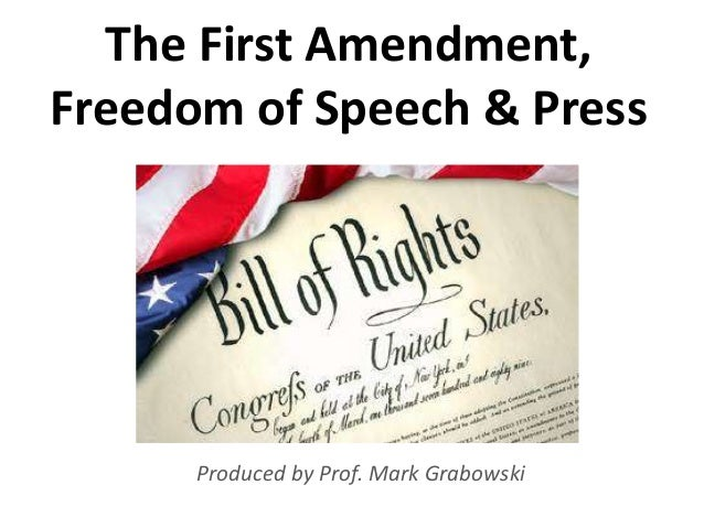 My Effing First Amendment