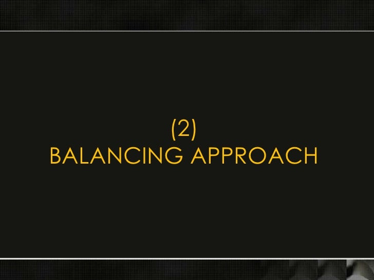an analysis of the preferred position balancing theory This course prepares the technician for the ase a4 test by covering alignment theory,  describe balancing terms and procedures  alignment fundamentals level i.
