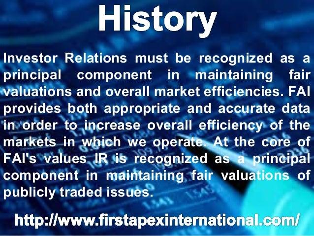 Investor Relation Social MediaCapital Marketing Advisory Financial Marketing