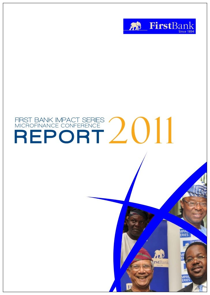 FirstBank Impact Series International Conference Summary Report