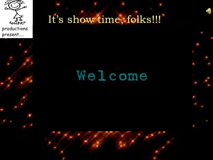 Chrysa Nicky Mary Martha Ari Welcome ! It's show time, folks!!! Stella productions present....