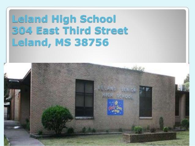 Leland High School Ms