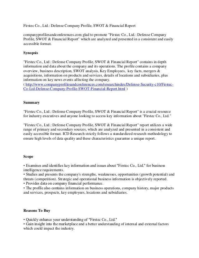 Isovolta AG - Company Profile & SWOT Analysis