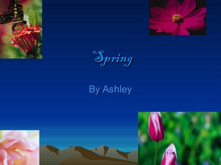 Spring By Ashley