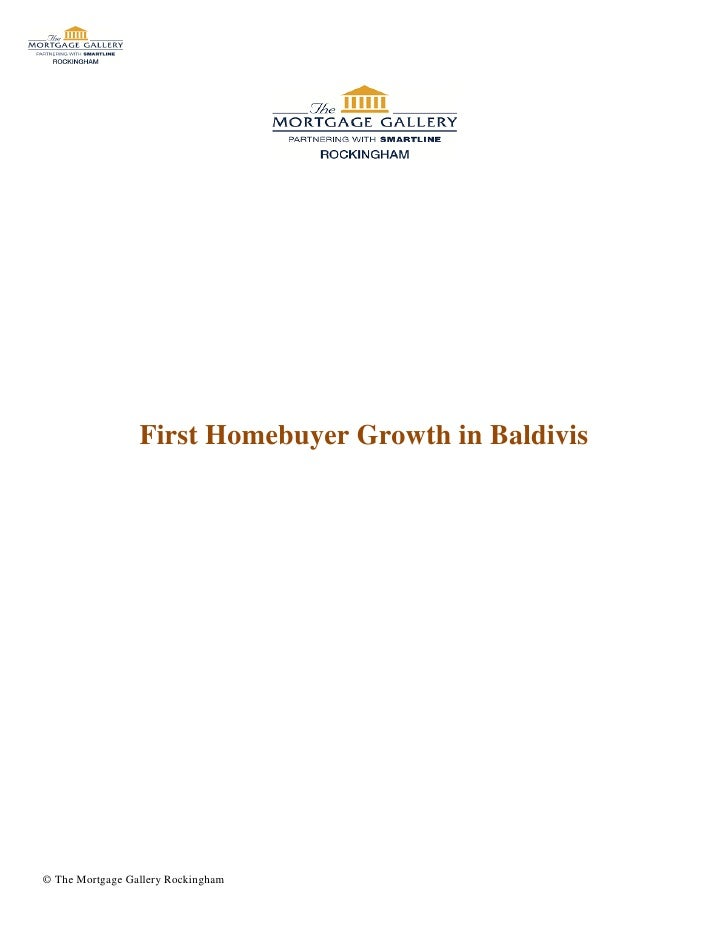 First Homebuyer Growth in Baldivis© The Mortgage Gallery Rockingham