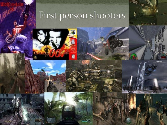    The idea of first person shooter s came about during the years of 1973-1974 with the    games called Maze war and spas...