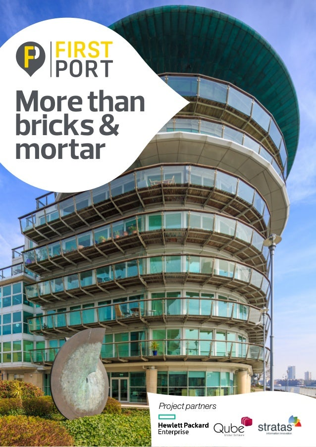 Project partners Morethan bricks& mortar